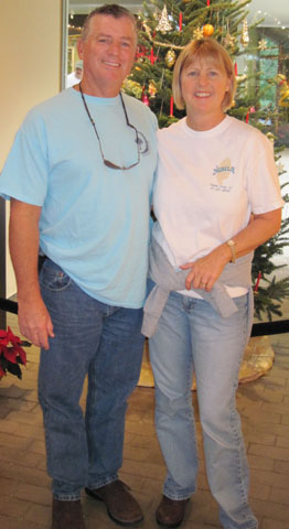 Mel & Barbara - your Surfside Beach Vacation Rental hosts