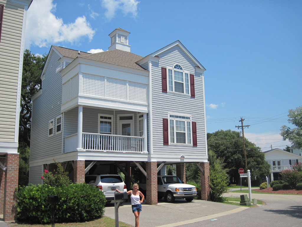 Surfside Beach Vacation Home: Click for more info